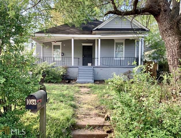 1033 SE Kirkwood Ave, Atlanta, GA 30316 (MLS #8764374) :: Athens Georgia Homes