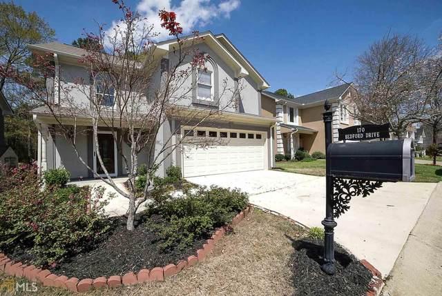 170 Bedford Dr, Athens, GA 30606 (MLS #8764528) :: Buffington Real Estate Group