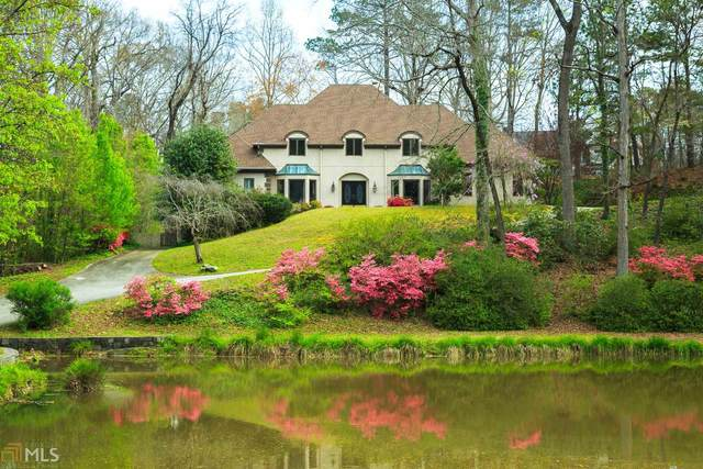 5785 Northside Dr, Atlanta, GA 30328 (MLS #8764590) :: RE/MAX Eagle Creek Realty