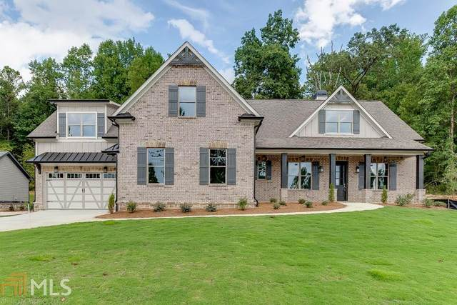 341 Meadow Lake Ter, Hoschton, GA 30548 (MLS #8764647) :: Bonds Realty Group Keller Williams Realty - Atlanta Partners