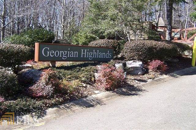 0 Highlands Pkwy Lot 41, Jasper, GA 30143 (MLS #8764672) :: The Durham Team