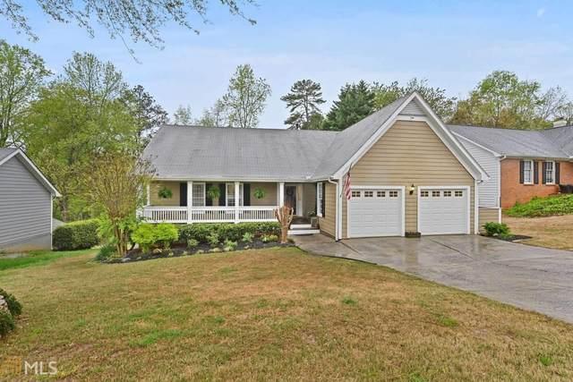 1460 Kingfield Dr, Alpharetta, GA 30005 (MLS #8764768) :: John Foster - Your Community Realtor