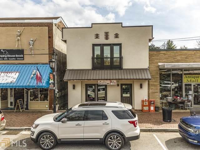 787 E Main, Blue Ridge, GA 30513 (MLS #8764979) :: The Heyl Group at Keller Williams