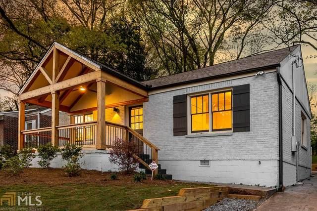 807 Beechwood, Atlanta, GA 30310 (MLS #8765037) :: RE/MAX Eagle Creek Realty