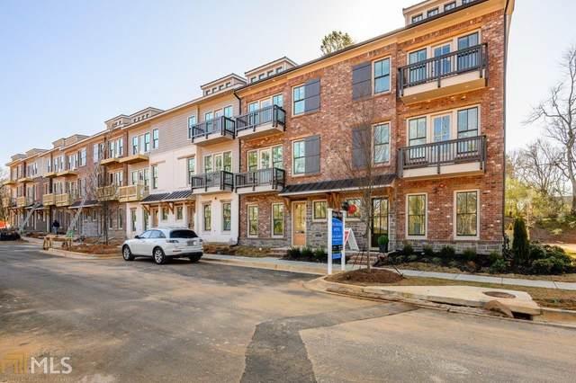 207 Napa Rd #1, Woodstock, GA 30188 (MLS #8765129) :: Athens Georgia Homes