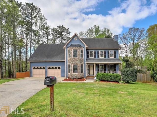 5951 Safari Dr, Acworth, GA 30101 (MLS #8765218) :: Athens Georgia Homes