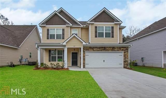 160 Laguna Way, Savannah, GA 31405 (MLS #8765275) :: Athens Georgia Homes