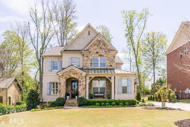2571 Lulworth Ln, Marietta, GA 30062 (MLS #8765359) :: Buffington Real Estate Group