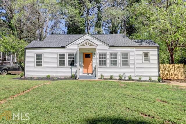 1762 Parkhill Dr, Decatur, GA 30032 (MLS #8765365) :: Tim Stout and Associates