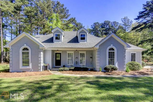 836 Palmetto Tyrone Rd, Sharpsburg, GA 30277 (MLS #8765567) :: Athens Georgia Homes