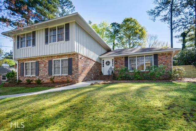 671 Foxcroft Cir, Marietta, GA 30067 (MLS #8765584) :: Royal T Realty, Inc.