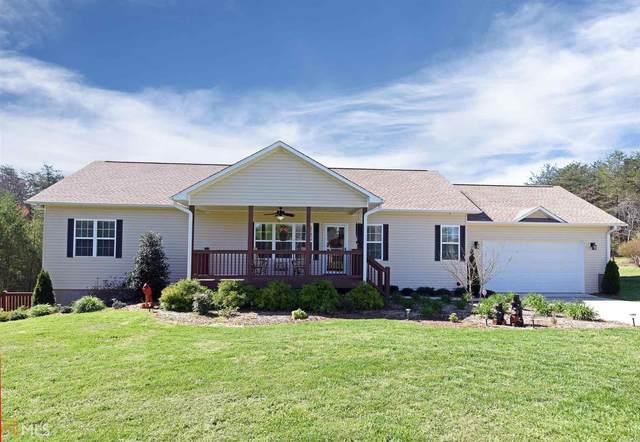 335 High Range Drive, Blairsville, GA 30512 (MLS #8765766) :: Buffington Real Estate Group