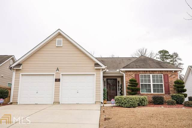 4815 Buckeye Place, College Park, GA 30349 (MLS #8765832) :: Buffington Real Estate Group