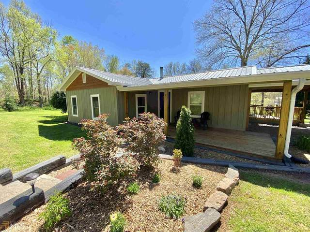 39 Indian Springs Rd, Cleveland, GA 30528 (MLS #8765871) :: Military Realty