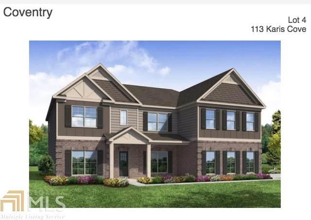 228 Seth Terrace #21, Mcdonough, GA 30252 (MLS #8765879) :: Tommy Allen Real Estate