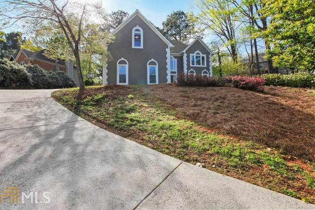 5841 Brookstone Overlook, Acworth, GA 30101 (MLS #8765972) :: Athens Georgia Homes