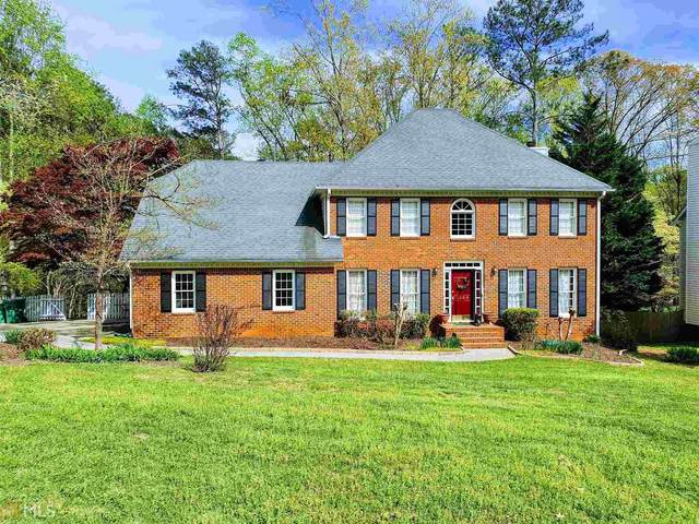 3180 Pine Knoll Court Nw, Kennesaw, GA 30144 (MLS #8766027) :: Military Realty