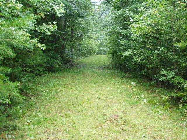 Lot 2 & 3 Chimney Mountain Rd 2&3, Sautee Nacoochee, GA 30571 (MLS #8766031) :: Military Realty