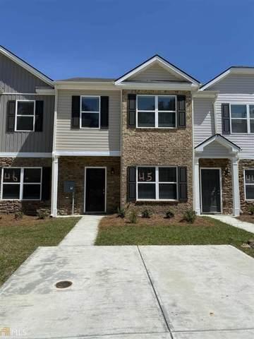 6044 Oakley Rd #45, Union City, GA 30291 (MLS #8766093) :: The Heyl Group at Keller Williams