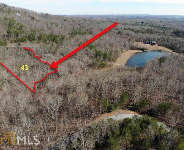 0 Highland Lake Trl #43, Clarkesville, GA 30523 (MLS #8766228) :: RE/MAX Eagle Creek Realty