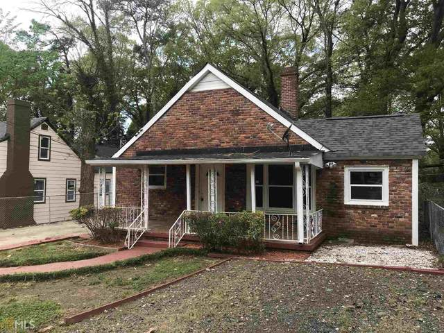 165 Mathewson Place Sw, Atlanta, GA 30314 (MLS #8766274) :: Military Realty