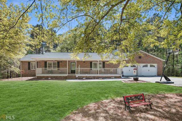 1880 Holman Rd, Hoschton, GA 30548 (MLS #8766301) :: Athens Georgia Homes