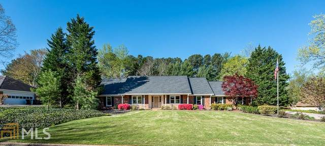 355 Saddle Creek Cir, Roswell, GA 30076 (MLS #8766391) :: Bonds Realty Group Keller Williams Realty - Atlanta Partners