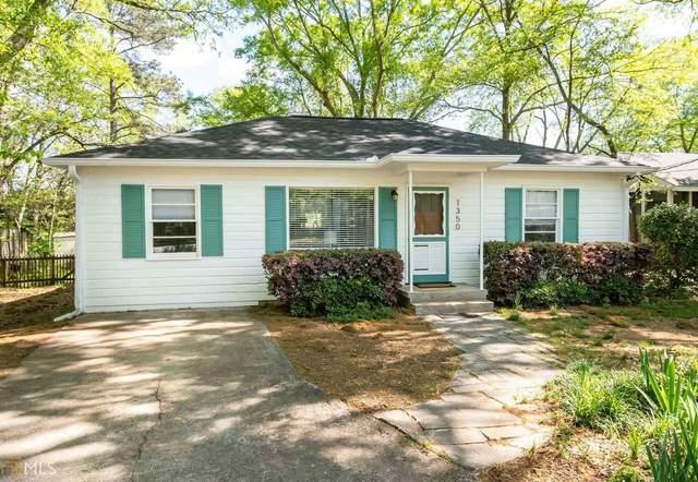1350 Boulevard Ave, Athens, GA 30601 (MLS #8766480) :: Buffington Real Estate Group