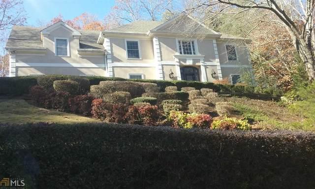 8200 Grogan Ferry Rd, Sandy Springs, GA 30350 (MLS #8766731) :: Scott Fine Homes at Keller Williams First Atlanta