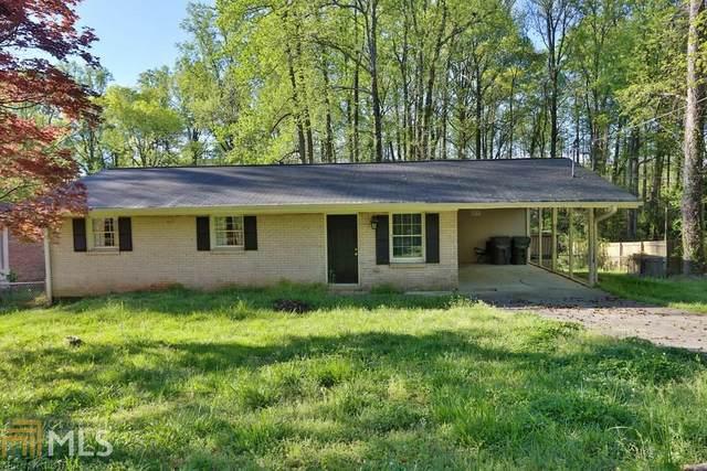 5896 Hammond Drive, Norcross, GA 30071 (MLS #8766876) :: Athens Georgia Homes