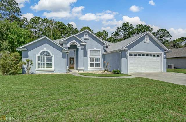 607 Wild Grape Dr, St. Marys, GA 31558 (MLS #8766893) :: Military Realty