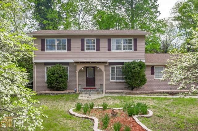262 Rhodes Drive, Athens, GA 30606 (MLS #8767000) :: Buffington Real Estate Group