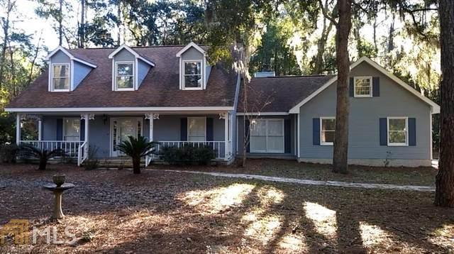 140 Butler Lake, St. Simons, GA 31522 (MLS #8767185) :: Athens Georgia Homes