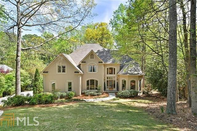 3920 Schooner Ridge, Alpharetta, GA 30005 (MLS #8767192) :: The Realty Queen & Team