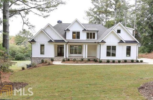 236 Thomas Cir, Roswell, GA 30075 (MLS #8767525) :: Royal T Realty, Inc.
