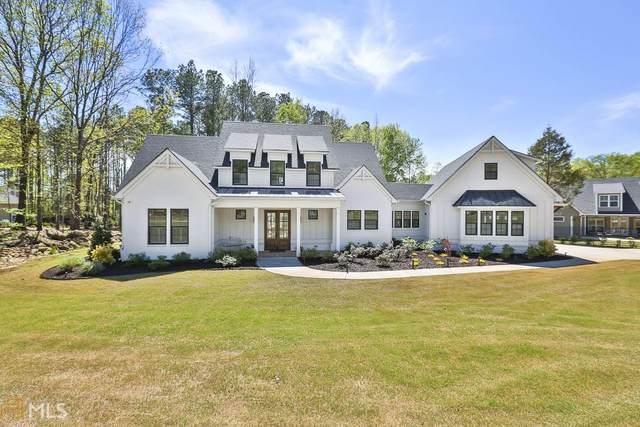 27 Birdneck Pt, Sharpsburg, GA 30277 (MLS #8767556) :: Athens Georgia Homes