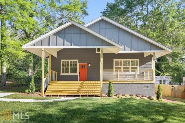 3573 Orchard Circle, Decatur, GA 30032 (MLS #8767560) :: Athens Georgia Homes