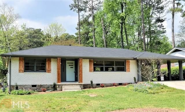 1256 Poinset Place, Decatur, GA 30033 (MLS #8767561) :: Athens Georgia Homes