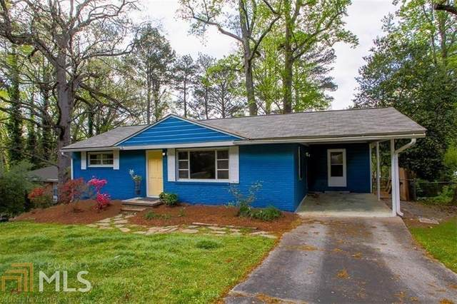 3037 Anthony Drive, Decatur, GA 30033 (MLS #8767606) :: Athens Georgia Homes