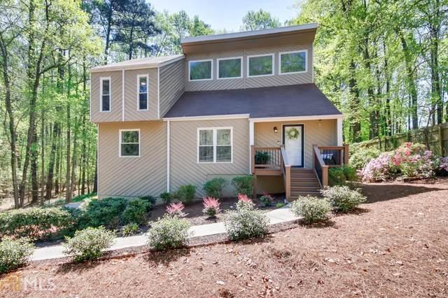 4118 Jones Bridge Cir, Peachtree Corners, GA 30092 (MLS #8767750) :: Scott Fine Homes at Keller Williams First Atlanta