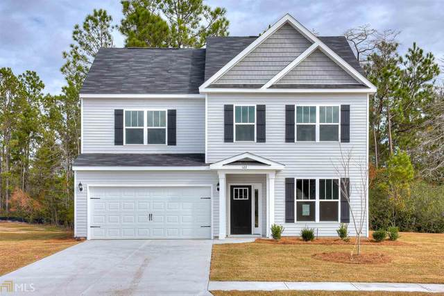 122 Danielle, Rincon, GA 31326 (MLS #8767755) :: Athens Georgia Homes