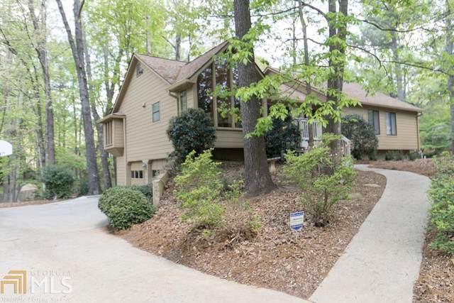 4907 Dillards Mill Way, Peachtree Corners, GA 30096 (MLS #8767935) :: Scott Fine Homes at Keller Williams First Atlanta