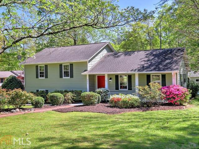 2673 Altony Dr, Marietta, GA 30064 (MLS #8767962) :: Royal T Realty, Inc.