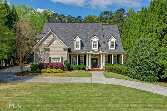 540 Laurel Oaks Ln, Milton, GA 30004 (MLS #8767976) :: Royal T Realty, Inc.