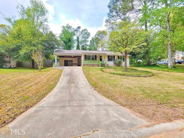 3360 Oregon Trl, Marietta, GA 30060 (MLS #8768035) :: Royal T Realty, Inc.