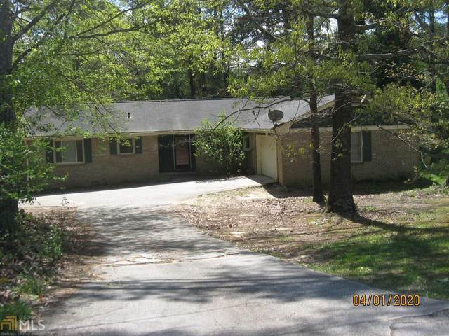2704 SW Turner Valley Ct, Conyers, GA 30094 (MLS #8768082) :: Royal T Realty, Inc.