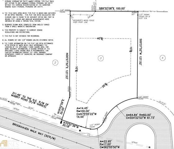 1146 Brookhaven Walk Way, Brookhaven, GA 30319 (MLS #8768158) :: Scott Fine Homes at Keller Williams First Atlanta