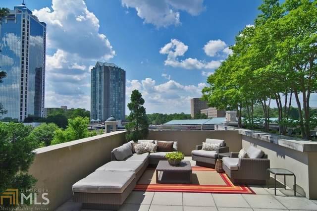 2881 Peachtree Rd #605, Atlanta, GA 30305 (MLS #8768204) :: Scott Fine Homes at Keller Williams First Atlanta
