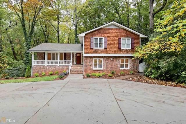 1708 Barkston Ct, Brookhaven, GA 30341 (MLS #8768457) :: Scott Fine Homes at Keller Williams First Atlanta