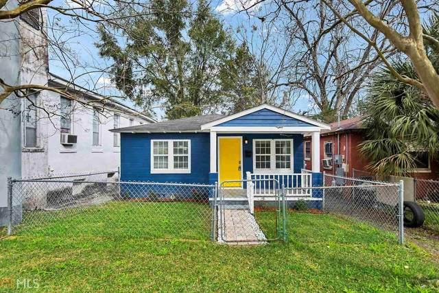 760 1/2 E Bolton St, Savannah, GA 31401 (MLS #8768527) :: Athens Georgia Homes